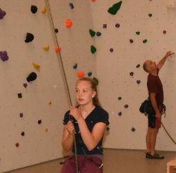 Kletterkurs Jugend 11-14
