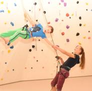 Kletterkurs für Kinder 6-10